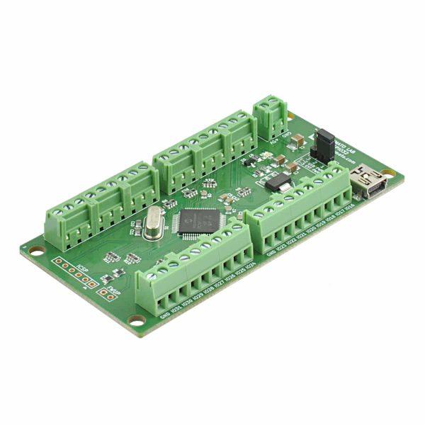 GPIO USB 32 canaux
