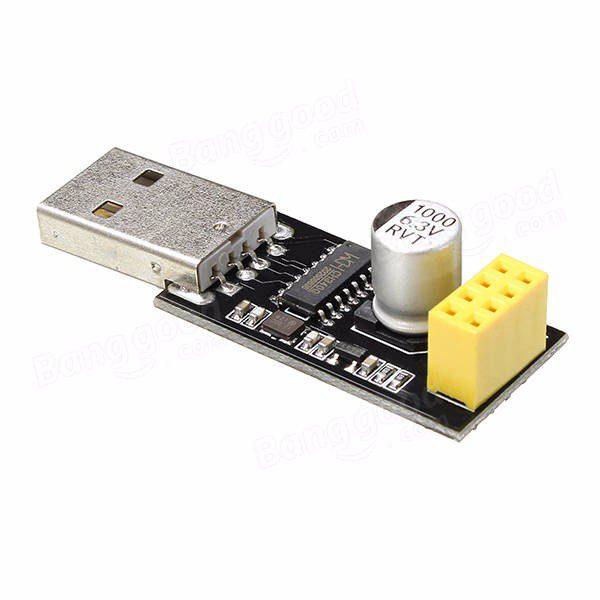 Adaptateur USB-ESP8266
