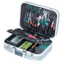 Caisses à outils pleines