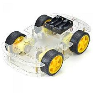 robot et chassis