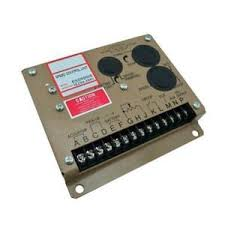 Régulateur de vitesse G- électrogène